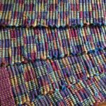 Sandra Rux, woven placemats