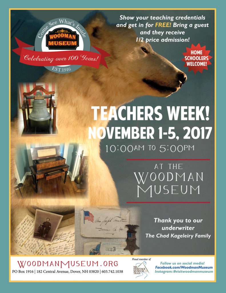 Teachers Week 2017