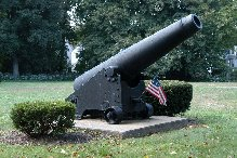 William Flagg's cannon